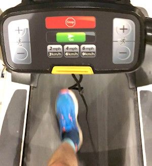 Slave to the treadmill